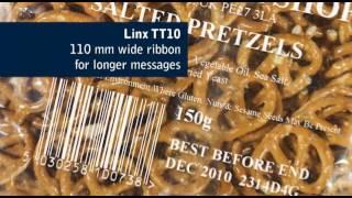 Термотрансферные принтеры LINX(замена устаревшей технологии горячего тиснения маркировка мягкой упаковки в динамике или статике печать..., 2016-08-23T12:38:20.000Z)