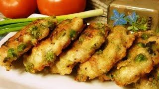 Куриные растрепки-вкусные куриные оладьи! Котлеты куриные рубленые.