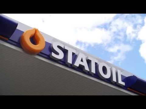 Biltvätt hos Statoil