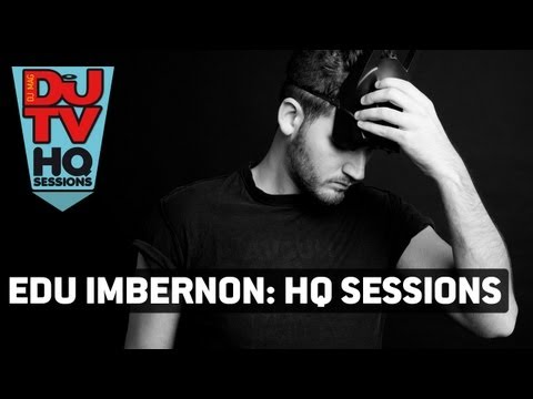 Edu Imbernon house and techno set from DJ Mag HQ