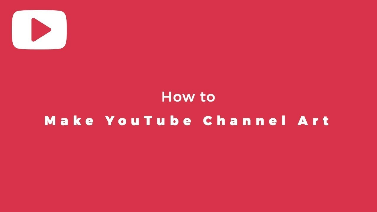 Learn how to upload your youtube channel art with the correct sizing. How To Make Youtube Channel Art Using The Right Size Youtube