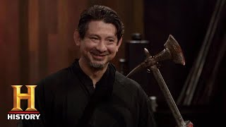 Forged in Fire: TOP MEDIEVAL WEAPONS TESTED (8 Swords, Axes, and More)   History