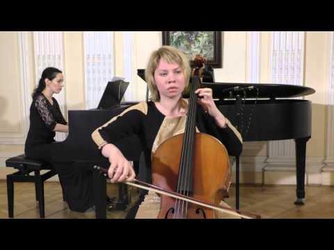 Боккерини, Луиджи - Соната № 5 для виолончели и b.c. соль мажор