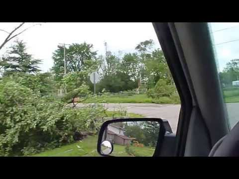 5-28-13 TORNADOES IN FLINT AREA!