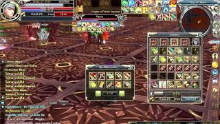 Reave Templar Rohan Thai Sv 6 Guild BloodFeud PVP Fire Temple Garden