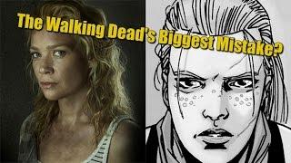 THE WALKING DEAD'S BIGGEST MISTAKE?