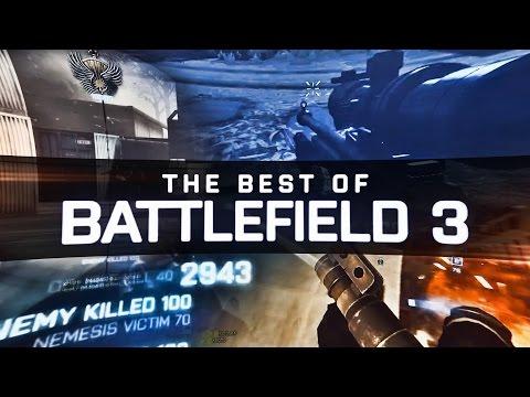 The best of BATTLEFIELD 3   By xHoHo  