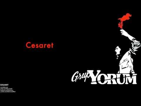 Grup Yorum - Cesaret [ Cesaret © 1992 Kalan Müzik ]