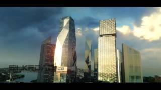 Silkroad 3d Animation for Saudi Arabia Island Planning