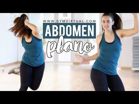 Abdomen plano | 10 minutos