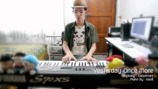 Carpenters - Yesterday Once More (Piano Cover)