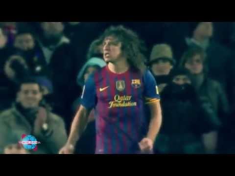 Carles Puyol - Goodbye Legend | #GràciesPuyol