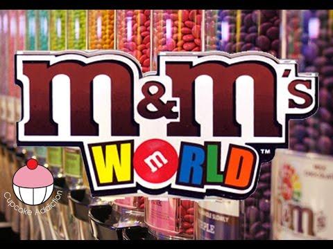 M&M's World London! - Sweet Spot Travel Vlog with Cupcake Addiction