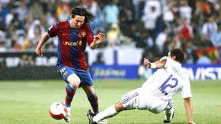 Lionel Messi Craziest Skills & Goals Before Winning Ballon D'or