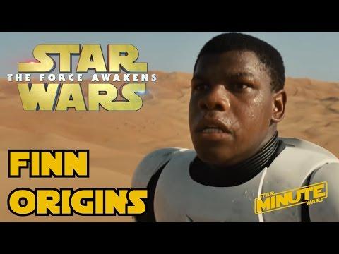 Finn Origins (Canon) - Star Wars Minute