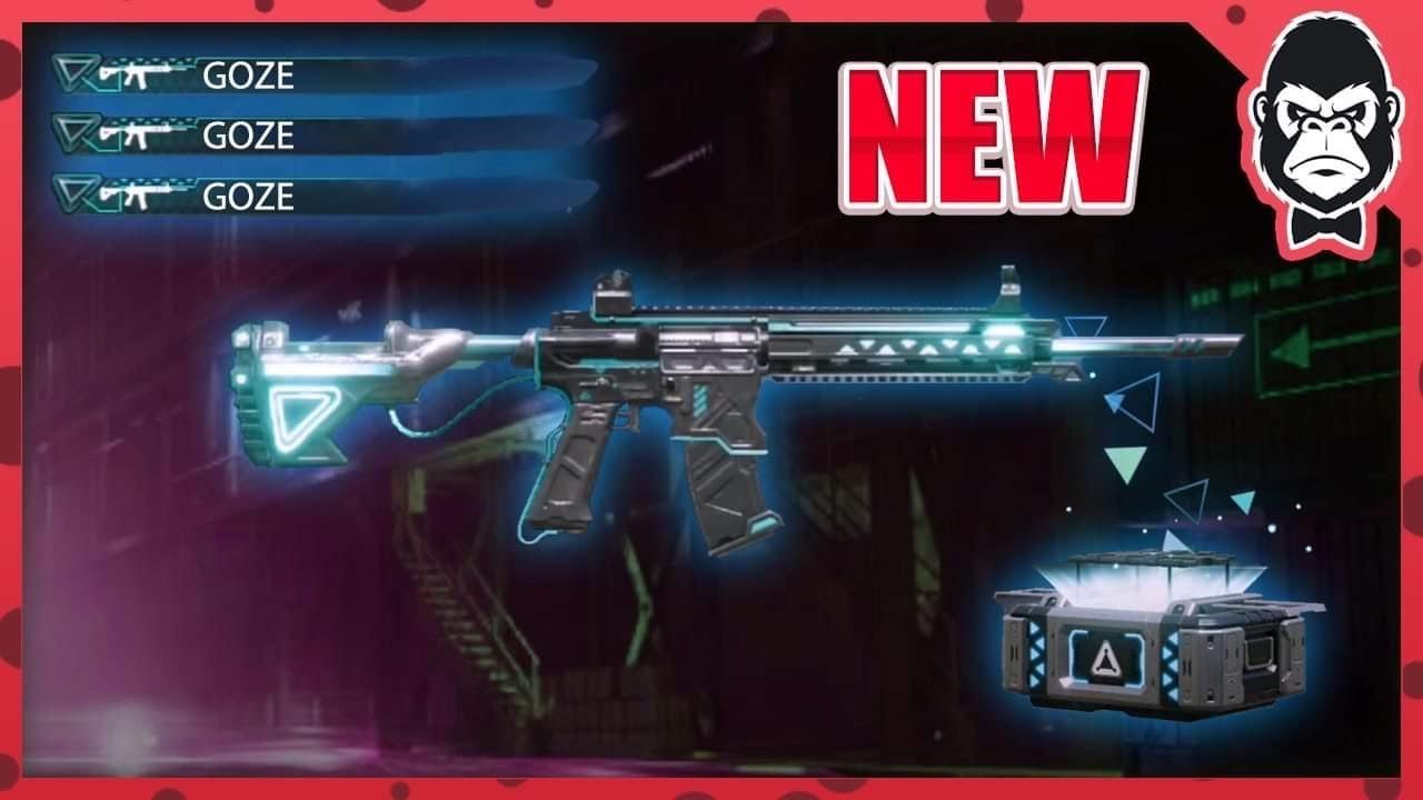 NEW Upgrade M416 Skin   PUBG MOBILE