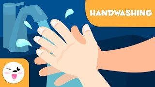 Handwashing - Learn How To Wash Your Hands - 10 Steps to Washing Your Hands
