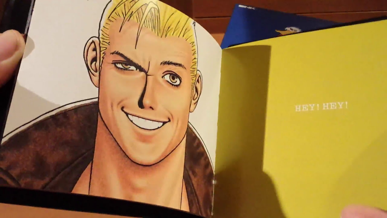 Unboxing Art Of Fighting 3 Edition Collector Neo Geo Cd Youtube