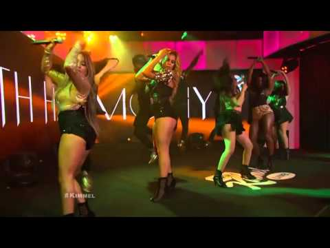 Fifth HarmonyWorth It on Jimmy Kimmel