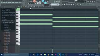 Bryson Tiller | Trapsoul Type Beat | Fl Studio