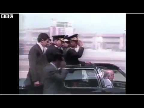 Witness To History: The Assassination Of Egypt's President Sadat