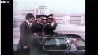 Witness To History The Assassination Of Egypts President Sadat