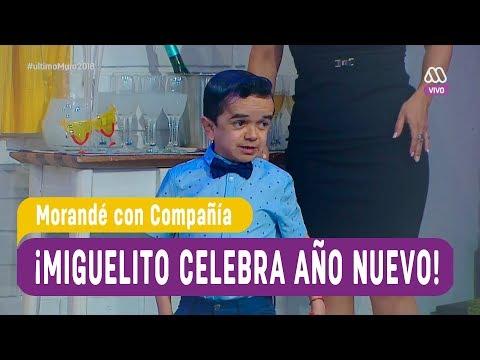 ¡Miguelito celebra año nuevo! - Morandé con Compañía 2018