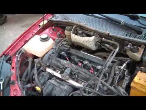 Потеря мощности на Форд Фокус 1