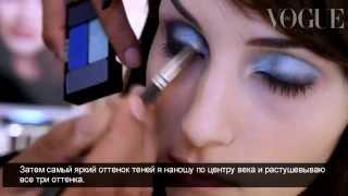 Весенний макияж: видео с мастер-классом международного визажиста Guerlain Рейнальда Леонгра