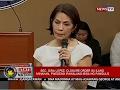 SONA: Sec. Gina Lopez: Closure order sa ilang minahan, pwedeng ipawalang-bisa ng pangulo