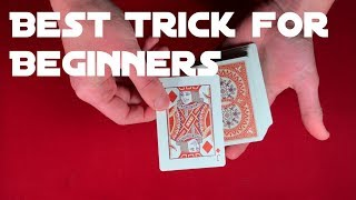 absolute best card trick for beginners
