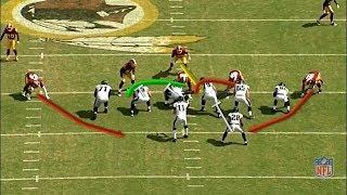 Film Room: Jonathan Allen is developing into a top defensive lineman (NFL Breakdowns Ep. 111)