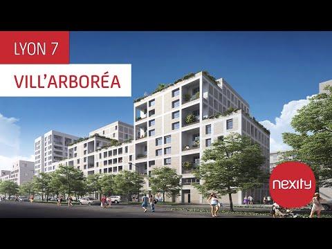 La nouvelle résidence Villarborea au coeur de Lyon 7