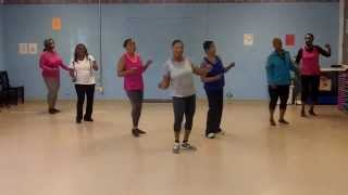 Smooth Cha Line Dance - New Orleans, LA