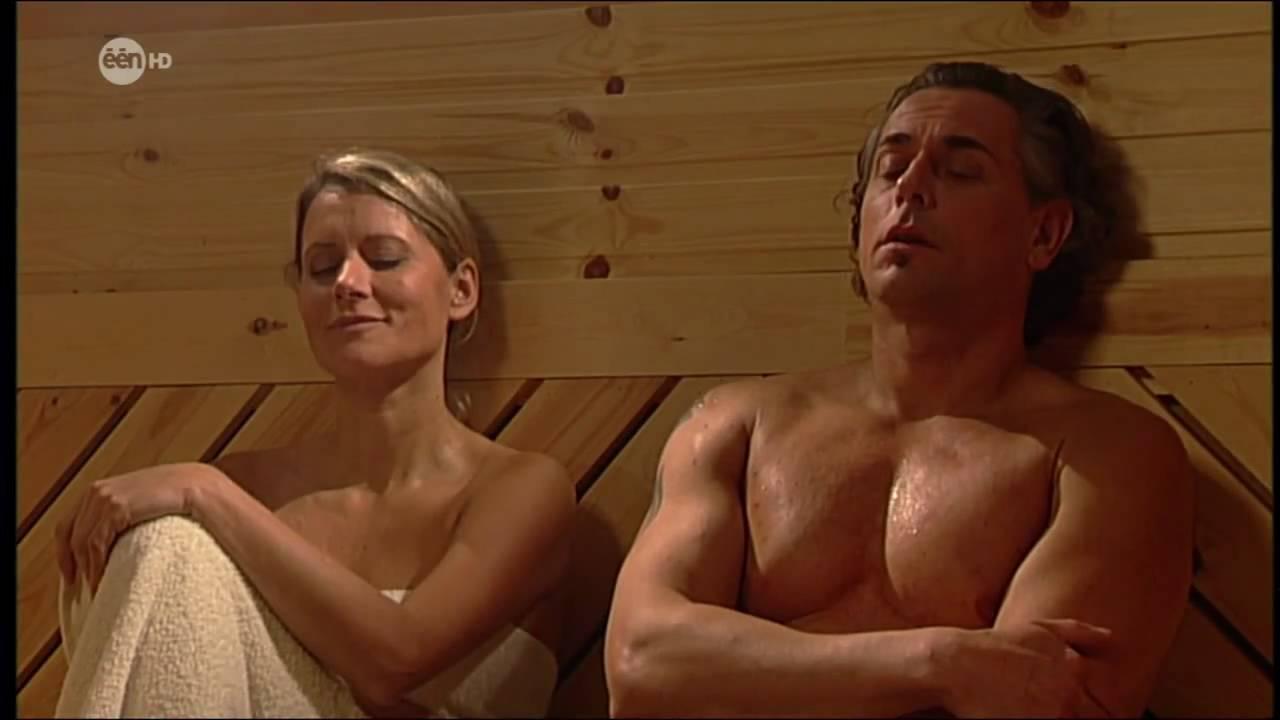 """Ann Van Den Broeck Naakt belgische movies: christel domen """"thuis"""" sauna @ belgische"""