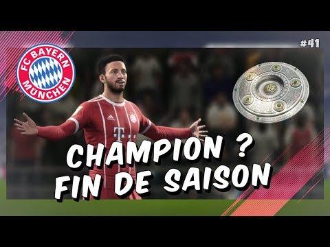 FIFA 18 - Carrière Joueur #41 / CHAMPION ? FIN DE SAISON