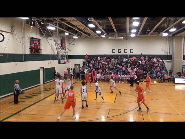 Game Highlights Boys' Varsity: Catskill 72 vs Hudson 61 (F)