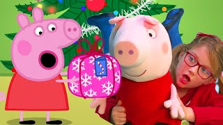 Peppa Pig Official Channel | Bing Bong Christmas | Peppa Pig Christmas Songs