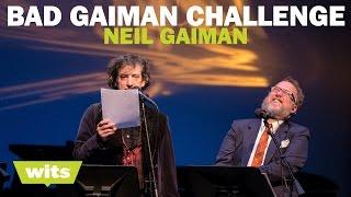 Neil Gaiman - 'Bad Gaiman Challenge' - Wits MP3