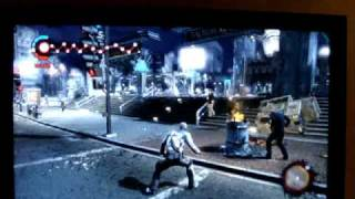 Hot Dog Stand Gone Wild! (inFamous - ps3)