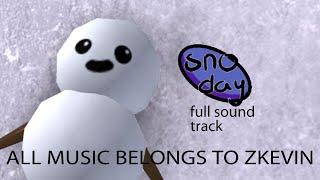 ROBLOX Sno Day Soundtrack