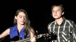 Jenny and Noah VAAS 2012 Talent Show