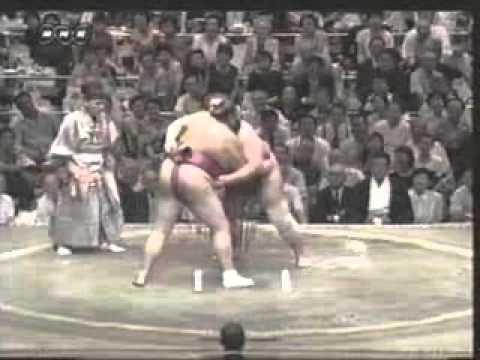 Kotonowaka vs Takanotsuru