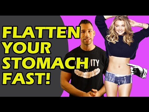 Best way to a Flat Stomach ➠ Lose Belly Fat and Get a 6 pack fast | Six pack abs diet to lose weight