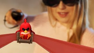 ANGRY BIRDS FPS - First Person Slingshot Trailer【Magic Leap One】Resolution Games