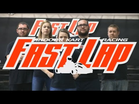Fast Lap Indoor Kart Racing - Ontario California