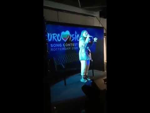 Victoria - Tears Getting Sober - Bulgaria  Eurovision 2020 - Live Premiere
