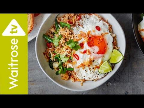 Nasi Goreng With Fried Egg | Waitrose