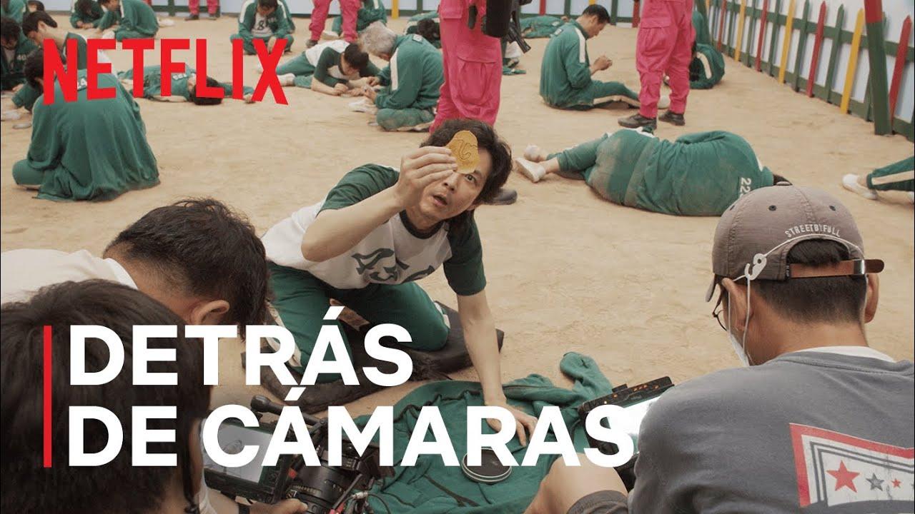Download El juego del calamar | Detrás De Cámaras | Netflix