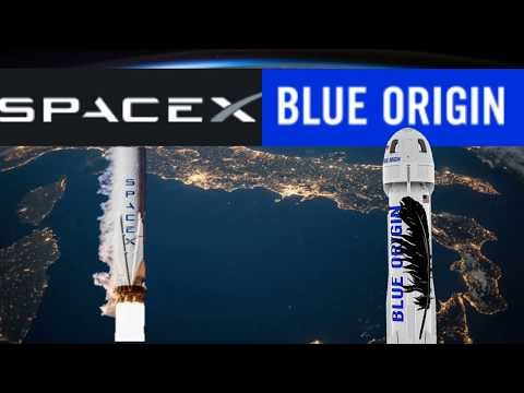 What The Diff?: Difference between SpaceX and Blue Origin